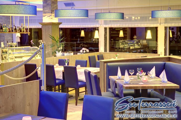 Unser Restaurant Amp Caf 233 Seeterrassen Laboe Hotel